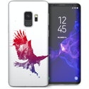 CASEFLEX SAMSUNG GALAXY S9 EAGLE SPLASH CASE / COVER (3D)