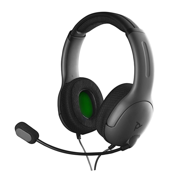 PDP LVL40 Wired Stereo Headset Grey for Xbox One