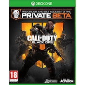 Call Of Duty Black Ops 4 Xbox One Game (Private BETA Access)
