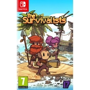 The Survivalists Nintendo Switch Game