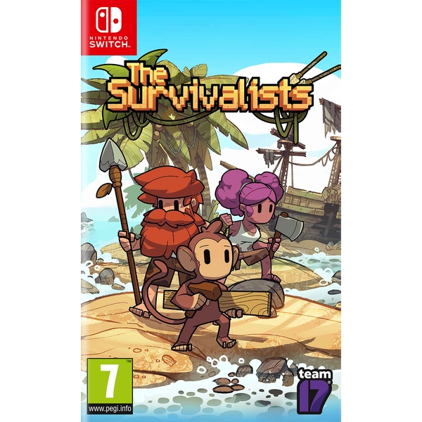 The Survivalists Nintendo Switch Game (Includes Pre-Order DLC)