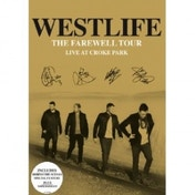 Westlife The Farewell Tour 2012 DVD