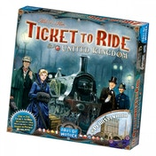 Ticket To Ride United Kingdom and Pennsylvania Expansion