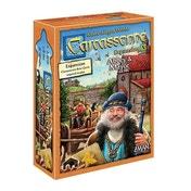 Carcassonne: Abbey & Mayor 5th Expansion Board Game