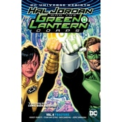 Hal Jordan And The Green Lantern Corps Vol. 4 Fracture (Rebirth)
