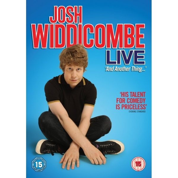 Josh Widdicombe: And Another Thing - Live 2013 DVD