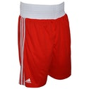 Adidas Boxing Shorts Red - XLarge