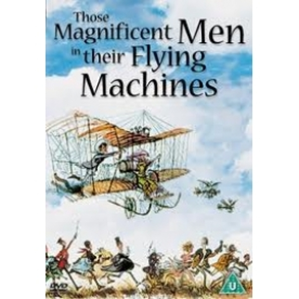 Those Magnificent Men In Their Flying Machines 1965 DVD