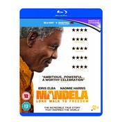 Mandela Long Walk To Freedom Blu-ray
