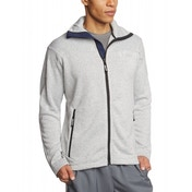 Hi-Tec Limay Men's X-Large Grey Fleece Jacket