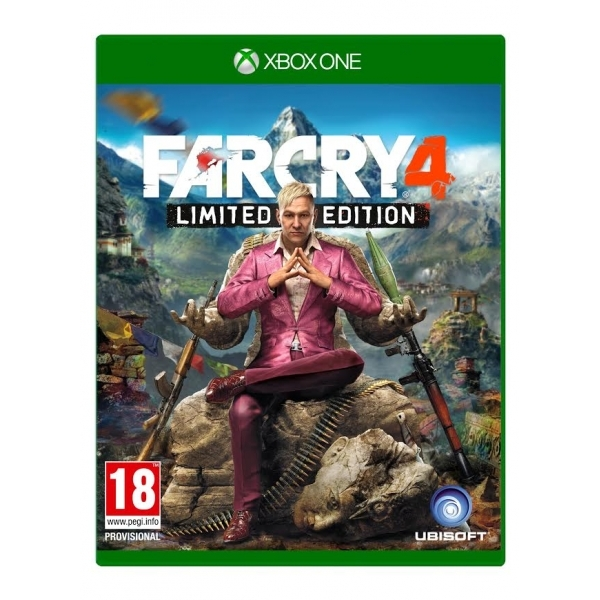 Far Cry 4 Limited Edition Xbox One Game