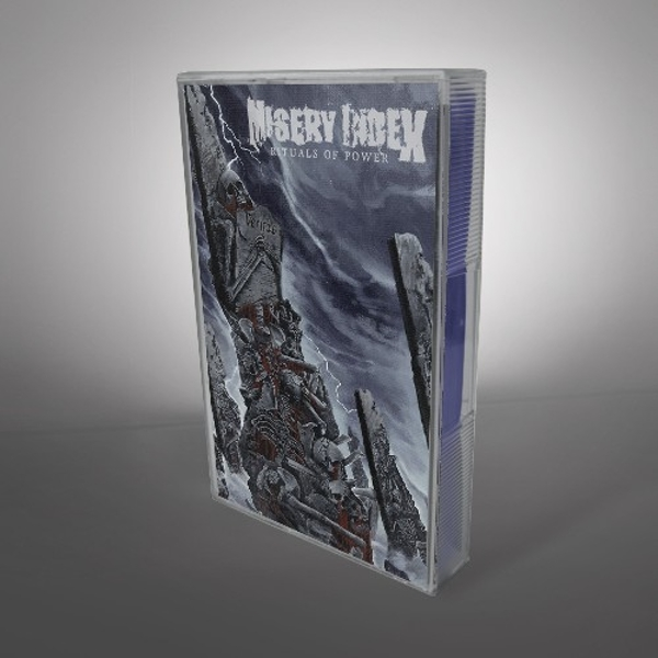 Misery Index ‎- Rituals Of Power Cassette