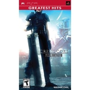 Final Fantasy VII 7 Crisis Core Game (Greatest Hits) PSP (#)