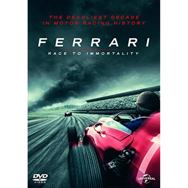 Ferrari: Race to Immortality DVD