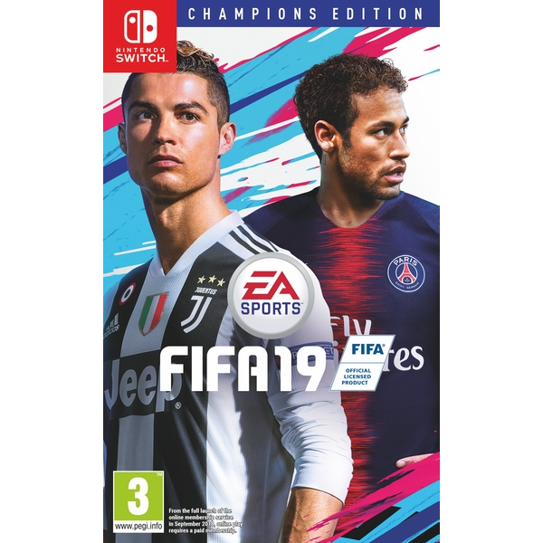 72819d5f5 FIFA 19 Champions Edition Nintendo Switch Game - 365games.co.uk
