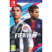 FIFA 19 Champions Edition Nintendo Switch Game