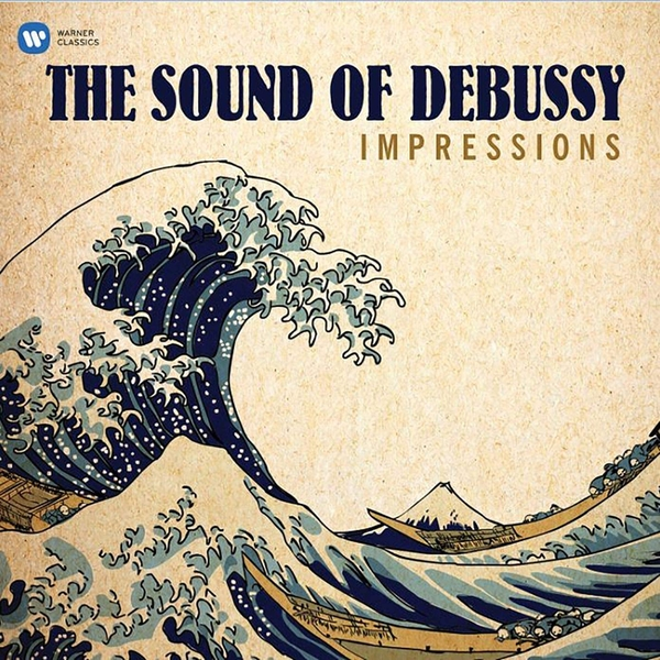 Claude Debussy - The Sound Of Debussy 180G Vinyl Lp Vinyl
