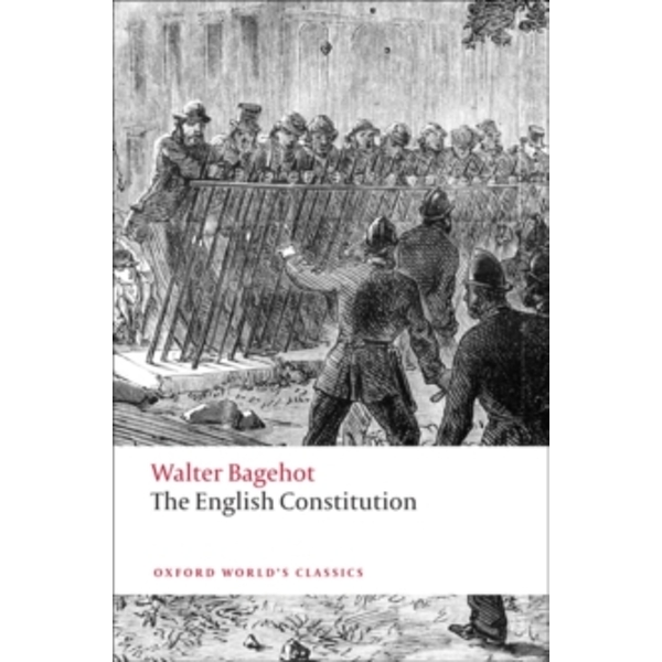 The English Constitution by Walter Bagehot (Paperback, 2009)