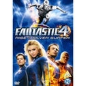 Fantastic Four - The Rise Of The Silver Surfer DVD