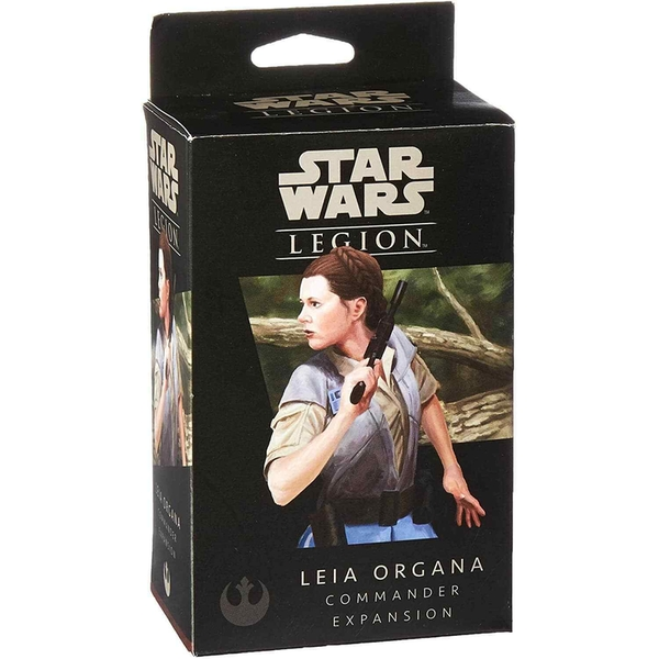 Star Wars: Legion - Leia Organa Commander Expansion Board Game