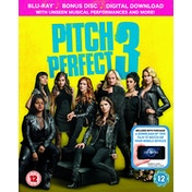 Pitch Perfect 3 Blu-Ray   Bonus Disc   Digital Download