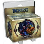 Descent 2nd Edition Raythen Lieutenant Pack