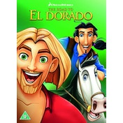 The Road To El Dorado (2018 Artwork Refresh) DVD