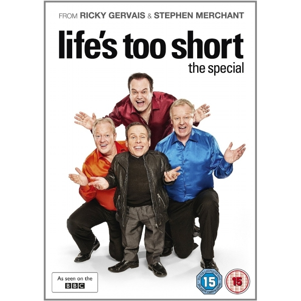 Life's Too Short: The Special DVD