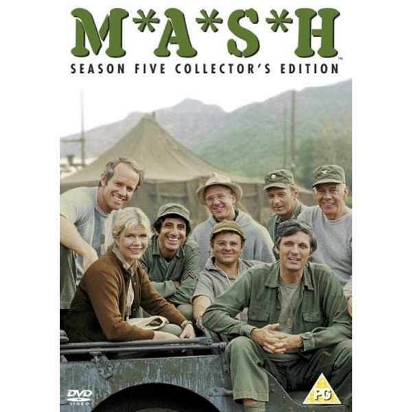 M*A*S*H - Season 5 Collector's Edition DVD