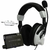 Turtle Beach Ear Force DX11 Headset 7.1 Dolby Surround Sound Xbox 360