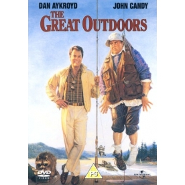 Great Outdoors 1988 DVD