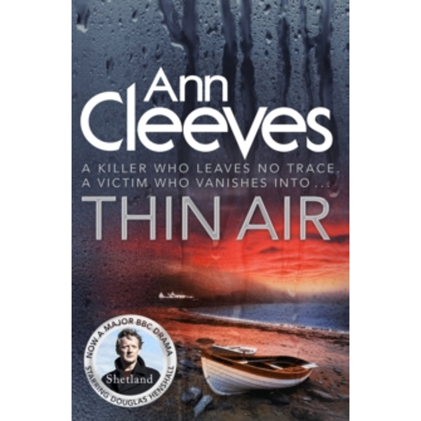 Thin Air by Ann Cleeves (Paperback, 2015)