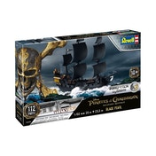 The Black Pearl (Pirates Of The Caribbean Salazar's Revenge) 1:150 Scale Level 2 Revell Model Kit