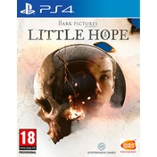 The Dark Pictures Anthology Little Hope PS4 Game