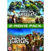 Teenage Mutant Ninja Turtles / Teenage Mutant Ninja Turtles: Out Of The Shadows DVD Box Set
