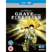 Grave Of The Fireflies (Blu-Ray DVD)