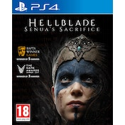 Hellblade Senua's Sacrifice PS4 Game