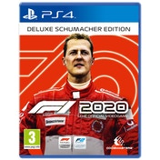 F1 2020 Deluxe Schumacher Edition PS4 Game