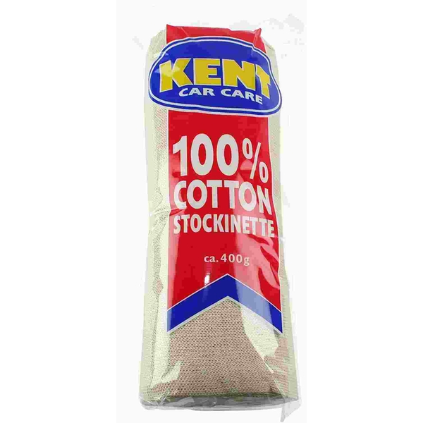 Kent Car Care Cotton Stockinette (Pack of 5)