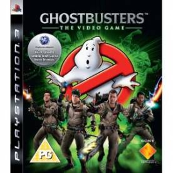 Ghostbusters The Video Game PS3 (#)