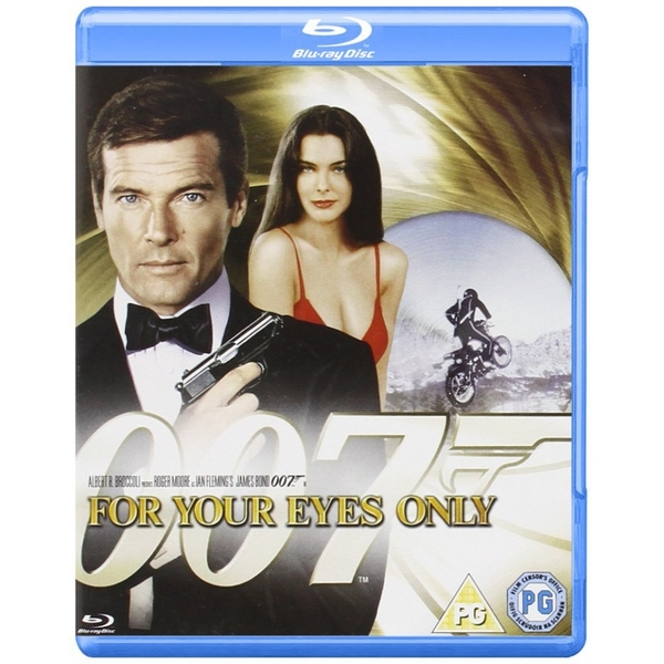 For Your Eyes Only 1981 Blu-ray