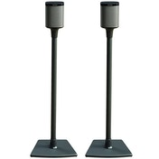 SANUS WSS2 Speaker Stands for SONOS PLAY:1 & PLAY:3 Black (Pair)