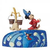 Disney Traditions Summoning the Stars Fantasia 75th Anniversary