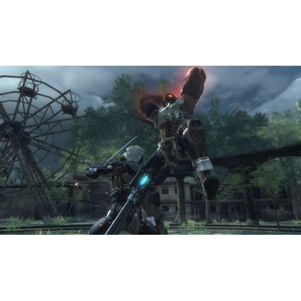 Metal Gear Rising Revengeance Game Xbox 360 - Image 5