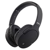 Groov-e GVBT1100BK Wireless Bluetooth Headphones with Active  Noise Cancelling - Black