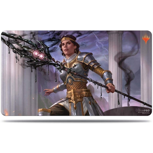 Ultra Pro Magic: The Gathering MTG Theros Beyond Death Elspeth Playmat