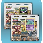 Pokemon TCG XY11 Steam Siege Triple Booster Pack