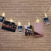 ThumbsUp! Photo Clip String Light