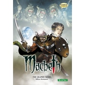 Macbeth the Graphic Novel: Quick Text by William Shakespeare (Paperback, 2008)