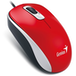 Genius DX-110 Red USB Full Size Optical Mouse - Image 2